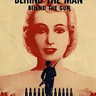 The Woman behind the bullet by Joshua Guscoth