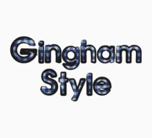 Gingham Style Kids Clothes