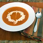 Roasted Red Pepper Soup by wolftinz