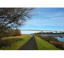 Foyle Bridge, Derry Photographic Print