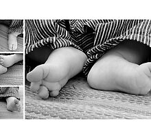 Baby feet by Michelle Ricketts