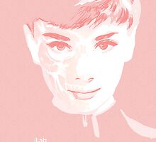 Audrey in x ray by lightlab
