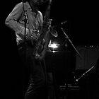 Pete Wareham by fg-ottico