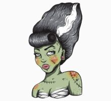 Bride of Frankenstein by Ella Mobbs