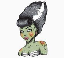 Bride of Frankenstein by Ella Mobbs