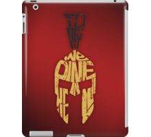 Tonight we dine in HELL!! - iPad Case iPad Case/Skin