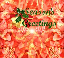 Season's Greetings - greeting card/holiday by Scott Mitchell