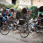 The Rickshaw Rank by LieselMc