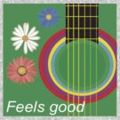 Guitar feel good by nnerce