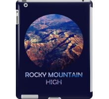 Rocky Mountain High iPad Case/Skin