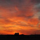Ephrata Sunset by TinaGraphics