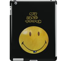 MY BLUE TOOTH - iPHONE COVER SOLD iPad Case/Skin