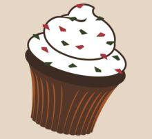 Christmas - cupcake by timageco