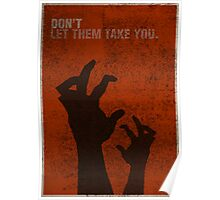 Don't Let Them Take You. Poster