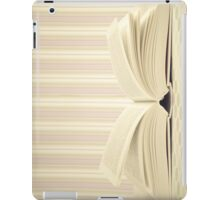 Magic Open Book  iPad Case/Skin