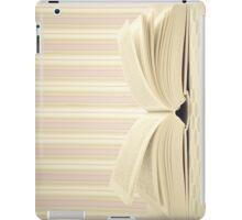 Magic Open Book  iPad Case/Skin