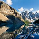 Moraine Lake by dlhedberg
