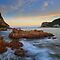 Knysna Heads Sunset by Cameron B