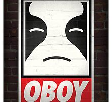 OBOY by SuperLombrices