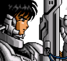 Phantasy Star IV - Wren Sticker