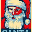 Santa Hope by davidkyte
