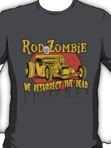 Rod Zombie (distressed) T-Shirt