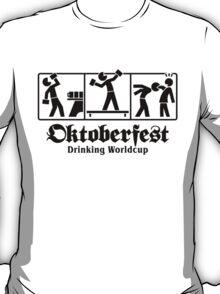 Oktoberfest Pictogram T-Shirt