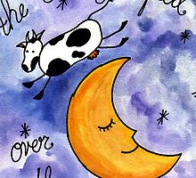 The Cow Jumped Over the Moon by Kerry Cillo