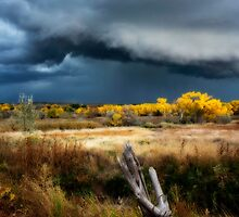 An Approaching Storm (Orton Effect) by KDPhotos
