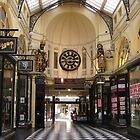 Royal Arcade by Robyn Williams