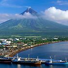 Perfect Cone of MAyon Volcano in Albay by nidredbubble012