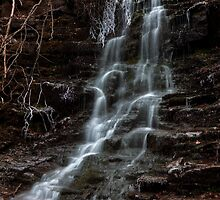 Ice Spirit Falls by Roddy Atkinson
