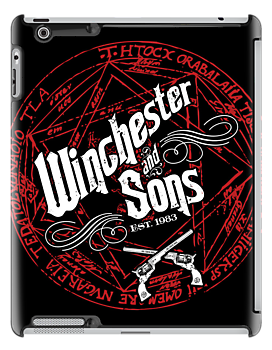 Winchester & Sons (Red Sigil) by Manny Peters