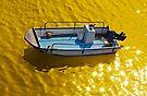 Sailing on a Custard Sea by Yampimon