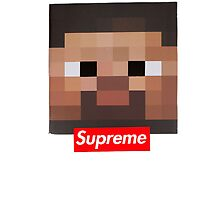 Supreme Steve by SupremeMoose