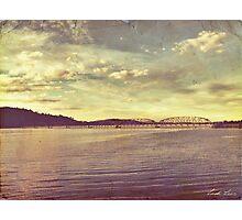 Bethanga Bridge Photographic Print