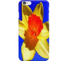 Daffodil Emblem iPhone Case/Skin
