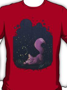 Firefly Fox - Pink T-Shirt