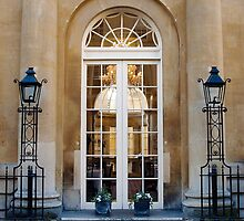 The Grand Pump Room, Bath by beautifulbath