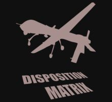 Disposition Matrix T-Shirt