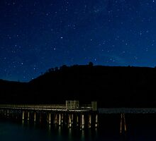 Jetty Stars by Douglas Bell