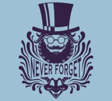 Never Forget! by Blair Campbell