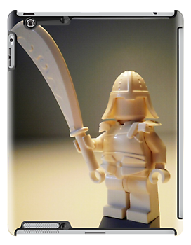 Ching Dynasty White Ghost Warrior Statue Custom LEGO® Minifigure, by 'Customize My Minifig' by Chillee