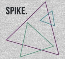 Triangle Spike by AlfieGreenMedia