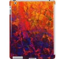 Ghosts of flowers ( iPad ) iPad Case/Skin