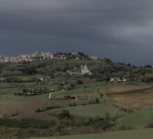 Montepulciano by Matt Bishop