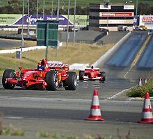 Ferrari Formula One (F1) by DaveKoontz