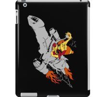 Fire Fink iPad Case/Skin