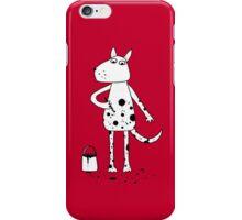 Dalmatian? iPhone Case/Skin