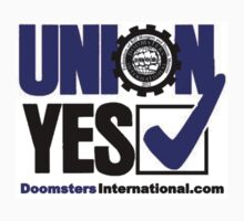 Doomsters International - Union Yes by SteamingHeathen